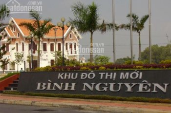Nhận kí gửi mua bán đất khu đô thị mới Bình Nguyên, LH Mr Tuấn 0847656513
