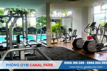 Sở hữu CH 2PN Hà Nội Garden City đã hoàn thiện nội thất cao cấp, miễn phí dịch vụ, bể bơi, gym