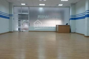 Cho thuê văn phòng cao cấp, mặt đường Nguyễn Khang, DT 50m2, 20m2