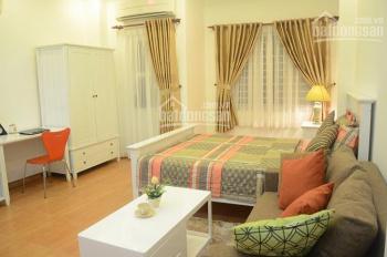 Cho thuê căn hộ dịch vụ cao cấp tại đường Nguyễn Trãi, quận 1