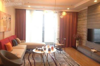 Cho thuê căn hộ chung cư Vinhomes, Nguyễn Chí Thanh, dt 86m2, 2pn, giá 17tr/th. LH 0936.236.282