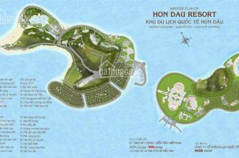 Bán đất biệt thự dự án Hòn Dấu Resort, đường Vạn Hương, Phường Vạn Hương, Đồ Sơn, Hải Phòng