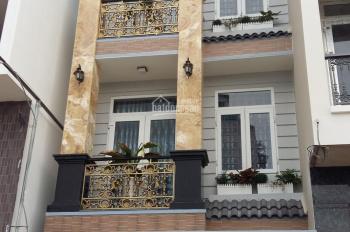 Bán gấp nhà mới đường Nguyễn Phúc Chu, 4,2m x 16m, đúc 3 tấm, hẻm 8m thông, LH: 0385999222