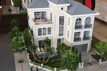 Bán căn biệt thự đơn lập mặt hồ Mễ Trì - Vinhome Green Bay Mễ Trì đường Hoàng Lan, giá gốc 86.7 tỷ