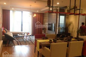 Cho thuê căn hộ Vinhomes, Nguyễn Chí Thanh, DT 137m2, 3PN, đủ đồ, giá 28tr/th. LH 0936.363.925