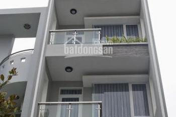 Nhà cho thuê đường Nguyễn Minh Hoàng hẻm 6m khu K300 nhà 3 lầu. Nhà đẹp ở liền. Giá 24 triệu
