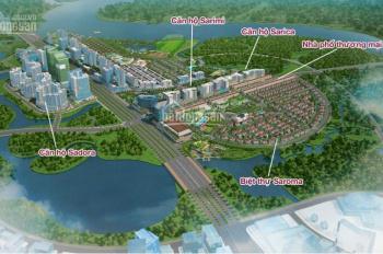 Chủ nhà, gửi bán căn hộ 3 phòng ngủ Sadora Sala, Đại Quang Minh quận 2, view hồ bơi