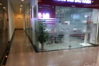 Cho thuê văn phòng quận Hai Bà Trưng, Hòa Mã 40m2, 80m2, 110m2, 400m2. Giá 180 nghìn/m2/th