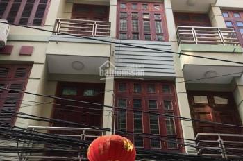 Cho thuê nhà 5 tầng mặt phố Hoàng Sâm, Cầu Giấy, DT 55m2, 5 tầng, 19tr/tháng - 0902.992.555