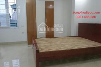 Cho thuê căn hộ Ô Chợ Dừa - Tôn Đức Thắng - Khâm Thiên, mới xây, 35m2, 4,5 - 5tr/th