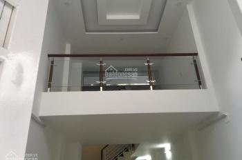 Nhà cho thuê HXH đường Cộng Hòa, P13, Tân Bình. Nhà mới, tiện mở VP hoặc ở 25tr/th