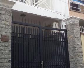Nhà cho thuê nguyên căn hẻm xe hơi Thăng Long, P4, Tân Bình. Nhà mới đẹp sân để xe, 20 triệu/th