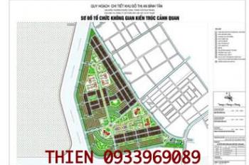 Vẫn còn vài lô giá tốt phía trong của KĐT An Bình Tân