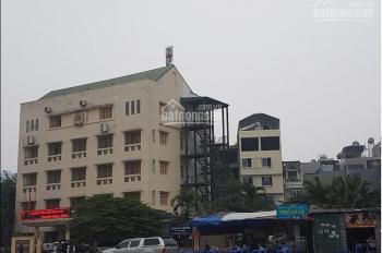 Chung cư mini số 9 ngõ 1 Nguyễn Văn Huyên, Cầu Giấy