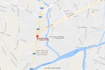 Trí BĐS - Nhà xưởng 20.000m2 mặt tiền Quốc Lộ 1A, gần Võ Văn Kiệt thích hợp mở showroom