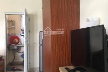 Chính chủ cho thuê chung cư mini mới xây đủ đồ giá 4,2 - 4,5tr/th ngõ 75 Trần Thái Tông