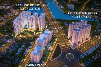 Sang nhượng City Gate 2 (Diamond Riverside) cam kết giá tốt nhất thị trường, LH: Hoàng 0931 320 590