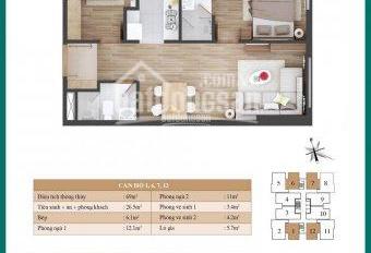 Căn hộ Star Tower 283 Khương Trung giá tốt nhất thị trường Tháng 10/2017 nhận nhà