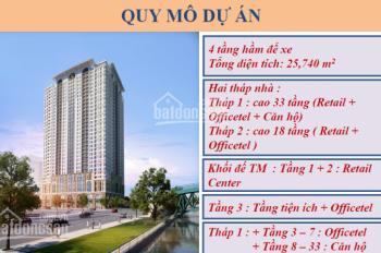 Căn hộ Sài Gòn Royal, 53m2, giá chỉ 3.950 tỷ
