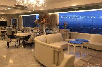 Chuyên cho thuê căn hộ Saigon Pearl nội thất Châu Âu, view đẹp, giá cực tốt, LH ngay: 0919 181 125