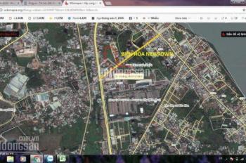 Bán đất nền dự án ở Hóa An, Biên Hòa đường Hoàng Minh Chánh. LH: 0933109147