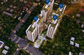 Cần bán gấp căn hộ Him Lam Phú An, Quận 9, hỗ trợ 100% lãi suất, đã nhận nhà, giá 2.02 tỷ