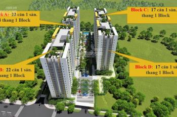 Thiếu tiền bán gấp căn hộ Him Lam Phú An, Quận 9 giá rẻ chỉ 2 tỷ/68m2