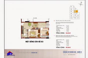 Bán căn hộ 2PN gần ngay cầu Chữ Y, giá 1.38 tỷ nhận nhà ngay. LH: 0902826966