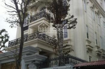 Cần bán biệt thự VIP Yên Hòa, Cầu Giấy diện tích 300m2 hoàn thiện