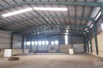 Cần cho thuê kho xưởng 2500m2 gần khu công nghiệp Tân Tạo, Bình Tân
