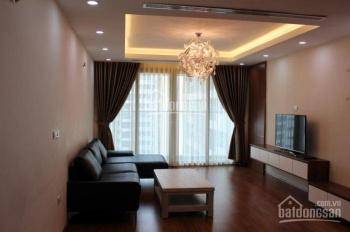 Cho thuê CHCC Mandarin tòa C, 168m2, 3 phòng ngủ, đủ nội thất xịn, 32 triệu/tháng, LHTT: 0936031229