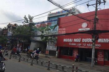 Bán nhà mặt tiền Lê Lợi, Phường 4, Quận Gò Vấp. DTKV: 10mx23,8m = 238m2 (nở hậu)