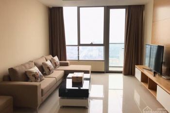 Cho thuê CHCC Golden Palace, tòa B tầng 20, 87m2, 2PN, nội thất đẹp 15 triệu/th, LHCC: 0936031229