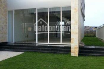 Cho thuê gấp biệt thự mặt phố kinh doanh Dragon Parc 1 Nguyễn Hữu Thọ, 21.5tr/th, 0941441409