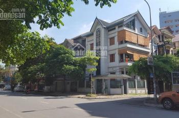 Cho thuê nhà mặt phố Nguyễn Thị Định, Cầu Giấy 100m2 x 5 tầng để kinh doanh hoặc làm văn phòng