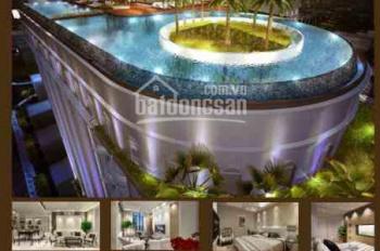Bán căn hộ Terra Royal khách sạn 5* trung tâm Quận 3 với 3,8 tỷ/58m2, 2PN nhận ngay chiết khấu 3%