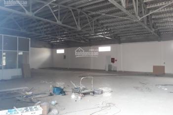 Cho thuê kho xưởng DT 800m2 Quận 7 đường Lưu Trọng Lư, cảng Bến Nghé, xe cont. LH 0909628 911