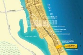 Biệt thự nghỉ dưỡng mặt tiền biển Bãi Dài Cam Ranh, giá 10tỷ/căn (300m2), cam kết thuê 8%, CK: 19%