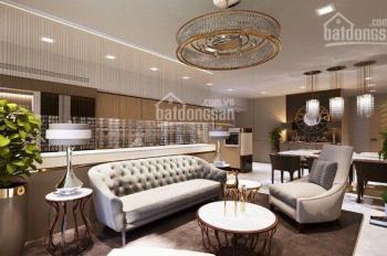 Cho thuê căn hộ penthouse Hoàng Anh 3 DT 350m2 có 5PN sân vườn thoáng mát giá 23 triệu/th nhà đẹp