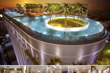 Bán căn hộ Terra Royal khách sạn 5* tại trung tâm quận 3 với 3,8 tỷ/58m2/2PN nhận chiết khấu 3%