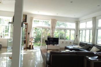Tôi cần cho thuê biệt thự Phú Gia, 360 m2, 1 trệt 1 lầu, 1 sân thượng, có sân vườn, 100 triệu