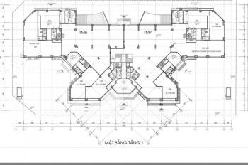 Udic mở bán sàn thương mại KD tầng 1 tòa nhà n04 và no5 Hoàng Đạo Thúy. Hotline 0914 102 166
