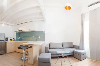 Chính chủ cho thuê căn hộ mini có gác lửng 1 phòng ngủ, balcony, nội thất cao cấp ở Thảo Điền, Q2