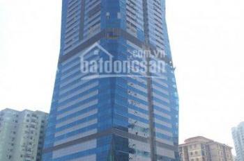 Cho thuê văn phòng tại Diamond Tower Hoàng Đạo Thúy, DT từ 100-200-300-500-1000m2. LH: 0904920082