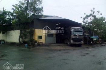 Bán xưởng hẻm 243/ Mã Lò, hẻm thông Hương Lộ 2 quận Bình Tân 7.5*42m, hẻm xe container ra vào