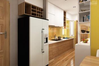 Bán gấp căn hộ Nhật Diamond Riverside, cách Q1 15p, căn góc 2 view giá 2.1 tỷ/căn 73m2, 2PN, 2WC