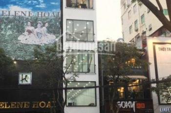 Cho thuê nhà mặt phố Thái Hà, quận Đống Đa 70m2 x 5T, có thang máy, tiện KD