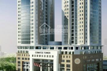 Chung cư Comatce Tower nhận nhà ở ngay giá 28 tr/m2, tặng ngay suất để xe ô tô vĩnh viễn