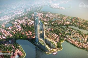 Siêu dự án Hồ Tây Sungroup Quảng An. LH 0904502399 nhận giữ chỗ căn tầng đẹp, cung cấp thông tin