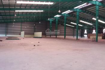 Cho thuê kho, xưởng khu Công Nghiệp Thạch Thất, Quốc Oai, 1000m2 đến 10.000m2 chia nhỏ theo yêu cầu